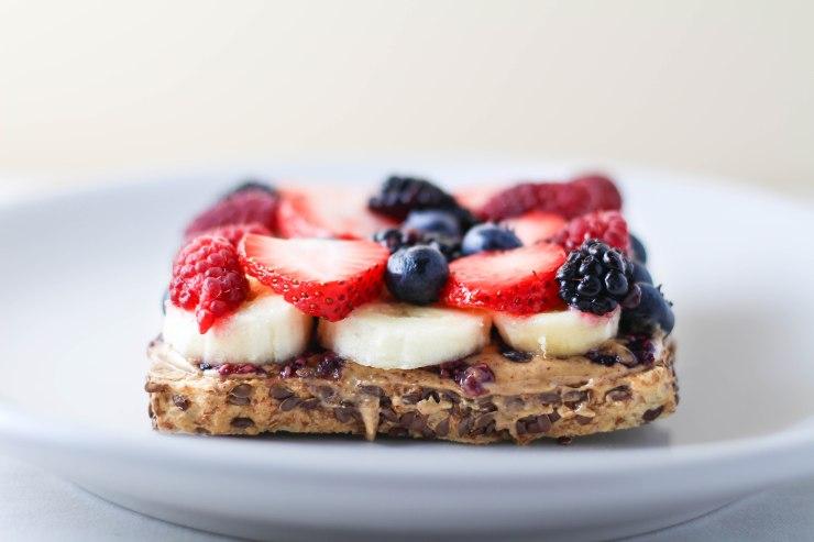 almond-butter-berries-toast