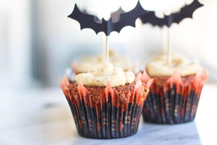coconut-pumpkin-spice-muffin