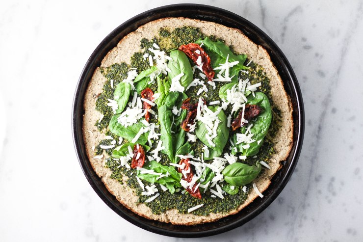 cauliflower-healthy-pizza