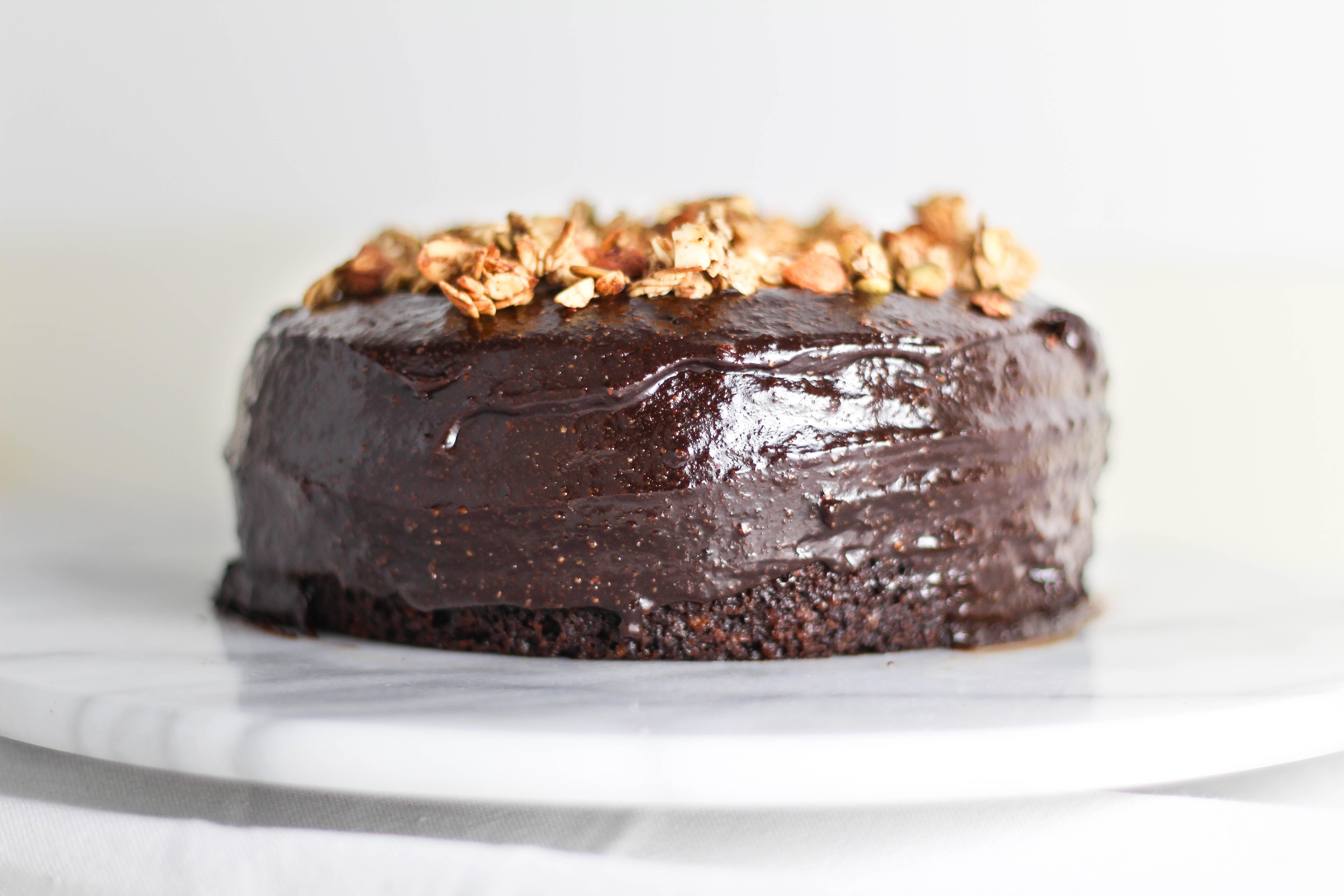Bizcocho de Chocolate Sin Gluten | The Wellbar journal